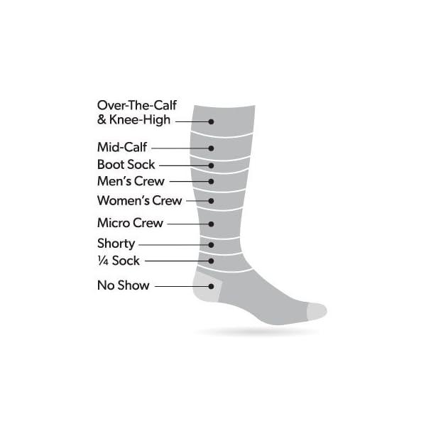 Darn Tough Steely Micro Crew Cushion Sock – Men's