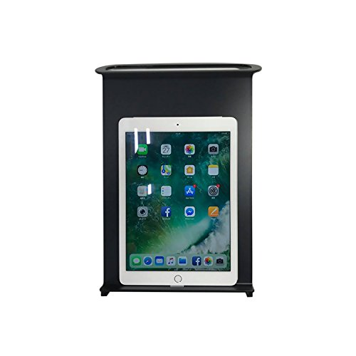 Handle-It Car Steering Wheel Tablet Phone Mirror Mounting Rack Stand Holder for iPad iPhone Makeup Mirrors Note Pads