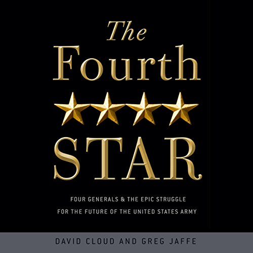 The Fourth Star audiobook cover art