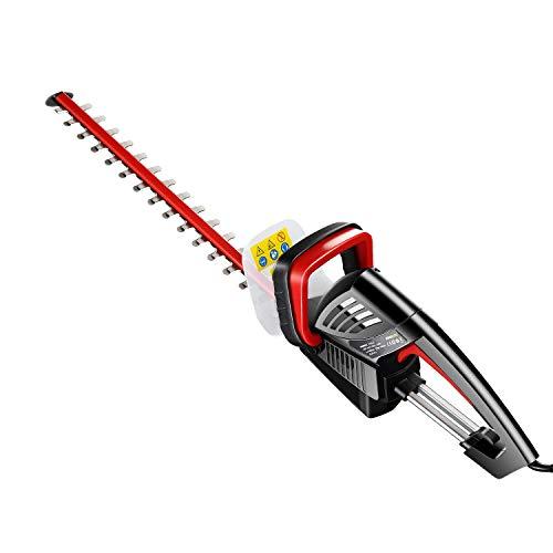 MATIR Tagliasiepi Elettrico 710W Professional Tagliasiepi Lunghezza della Lama 66cm Distanza tra I Denti 24mm