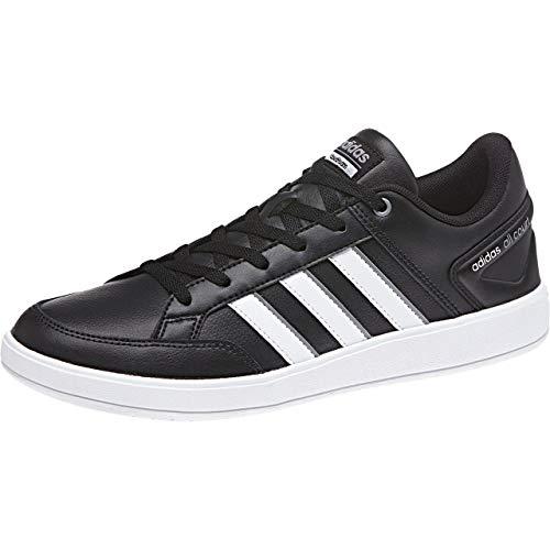 Adidas CF All Court, Zapatillas de Deporte para Niños, Negro (Negbas/Ftwbla/Gritre 000), 36 EU