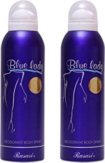 Best blue lady deodorant Reviews