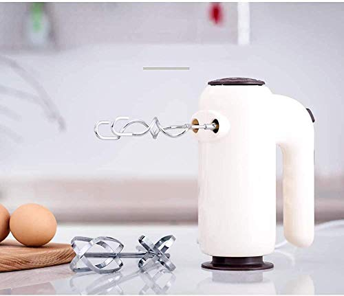 Hoge snelheid handmixer, elektrische garde handbediende huishoudelijke eierklopper draagbare elektrische klopper crème mixer elektrische handmixers voor keuken