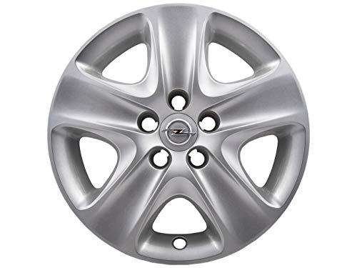 1 x Tapacubo Original para Opel Astra H, Meriva B, Zafira B, llanta 16', 1006296 13337257