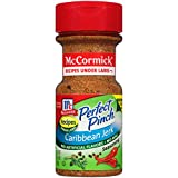 McCormick Perfect Pinch Caribbean Jerk Seasoning, 3.25 oz