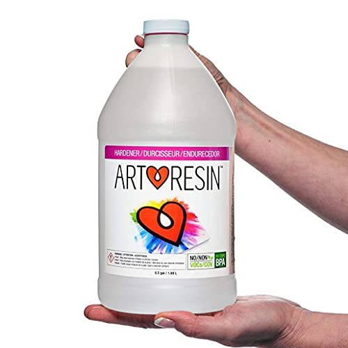 ART RESIN Clear Epoxy Resin, Non-Toxic, 1 gal