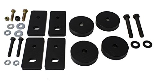 Ohio Diesel Parts Adjustable Front Seat Spacer Lift Kit Compatible with Dodge Ram 4th Gen 1500 2500...