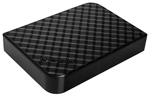 Verbatim Store 'n' Save - Disco duro externo (4000 GB, 3.0 (3.1 Gen 1), Negro)
