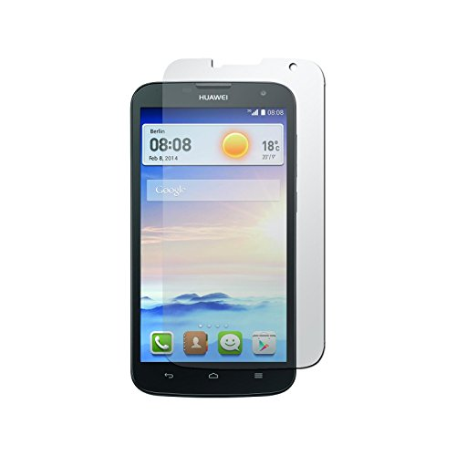 PhoneNatic 6er-Pack Bildschirmschutzfolien klar kompatibel mit Huawei Ascend G730