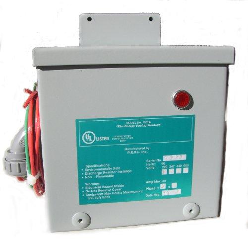 Kvar Energy Saving and Power Factor Correction, Whole House Surge...