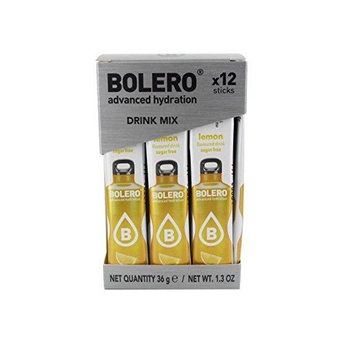 Bolero Sticks 12x3gr Lemon
