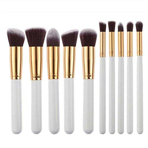 VWH Make-up Pinselset, 10er Pack