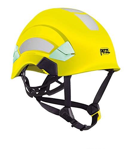 PETZL Unisex-Adult Casco Vertex Hi-viz Giallo Helm, gelb, Einheitsgröße