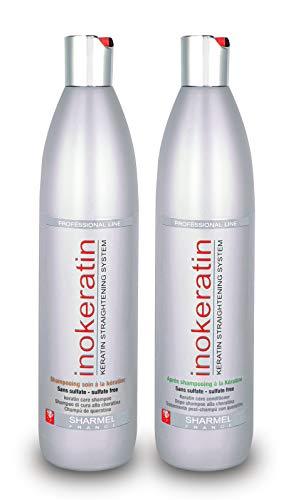 classement un comparer Duo Shampooing & Conditioner – Sans sulfate, sans silicone, sans paraben – 2 x 500 ml -…