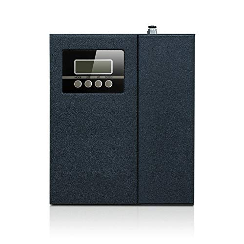 QWER Duft Air Machine 220v 200-300m3 HVAC Klimaanlage Fragrance Maschine Scent System für Hotel Home Office 150ml,Schwarz