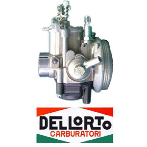 Vergaser Dell Orto Shbc 19/19E für Vespa PK50–125XL, Referenz 00866