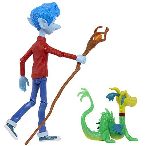 Disney Pixar- Onward Ian Personaggio Articolato, GMM15