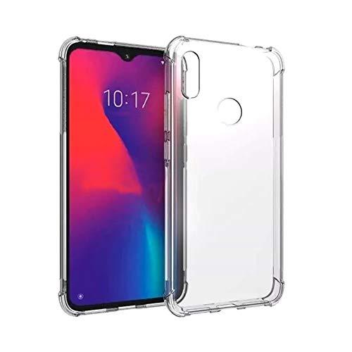 Capa Transparente Air Anti Impacto Xiaomi Redmi Note 7 Antichoque TPU Silicone