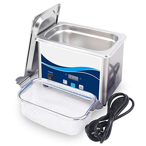 Limpiador ultrasónico, joyería, gafas, placa de circuito, máquina de limpieza, Control inteligente, limpieza ultrasónica, baño ultrasónico