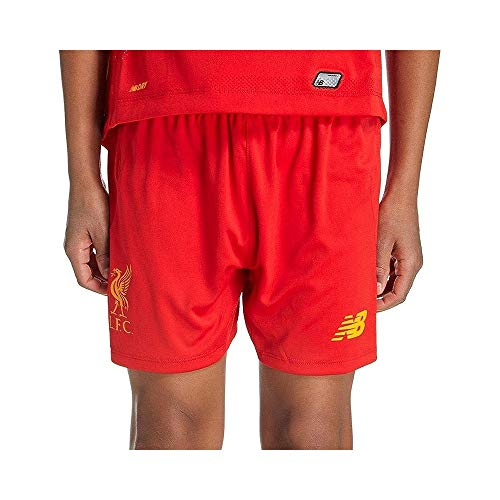Liverpool FC 2016/17 Home Shorts - Adult - Red