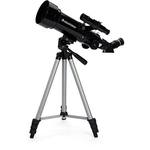 ビクセン(Vixen) セレストロン 天体望遠鏡 Travel Scope 70 with Back Pack 日本語説明書 ビクセン正規保証書付き 36034 CELESTRON 21035