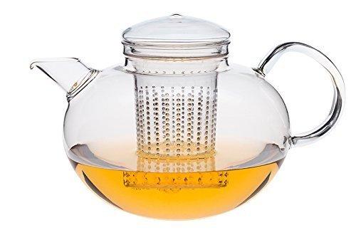 Trendglas Jena Teekanne Soma+ mit Kunststoffilter (2 Liter)