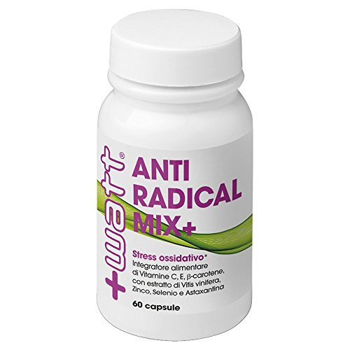 Watt - Antiradical Mix+ - 60 Capsule