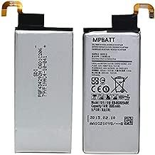 MPBATT 2700mAh EB-BG925ABE Li-Polymer Replacement Battery for Samsung Galaxy S6 Edge SM-G925 G925V G925T G925A G925P [1 Year Warranty]