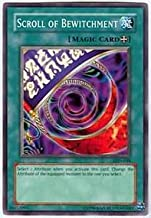 Yu-Gi-Oh! - Scroll of Bewitchment (LON-048) - Labyrinth of Nightmare - 1st Edition - Common