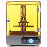 KELANT S500 Mono 3D Printer, LCD Resin Printer with 4K Screen, Z-axis Dual Linear Rail, Matrix Light Source, Printing Size 7.55'(L) x 4.72'(W) x 7.87'(H)
