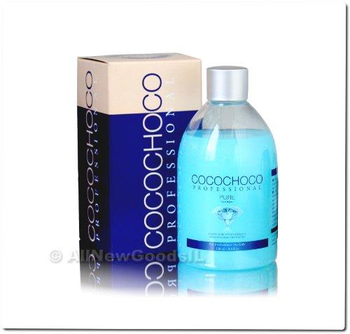 COCOCHOCO Keratin Behandlung PURE 250 ml | Für beschädigtes blondes Haar