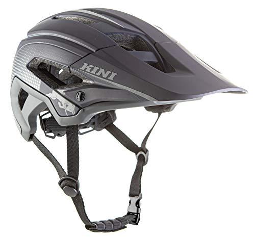 KINI Red Bull Trail Hunter Helmet - Night Sky - MTB Fahrradhelm für Herren mit Double InMould Schalentechnologie, All Mountain Trail und Mountainbike Helm - L