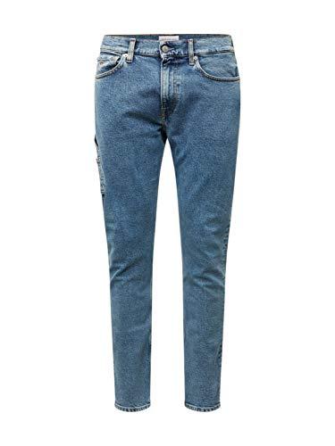 Calvin Klein - Utility Slim Tapered Jean - j30j3145921aa - 30