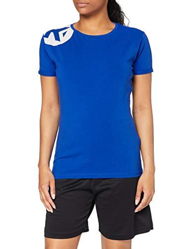 Kempa Damen Core 2.0 T-Shirt, royal, XL