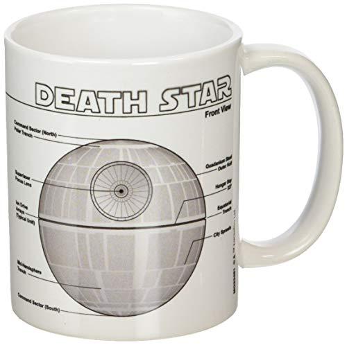 Pyramid International Star Wars Taza Death Star Sketch