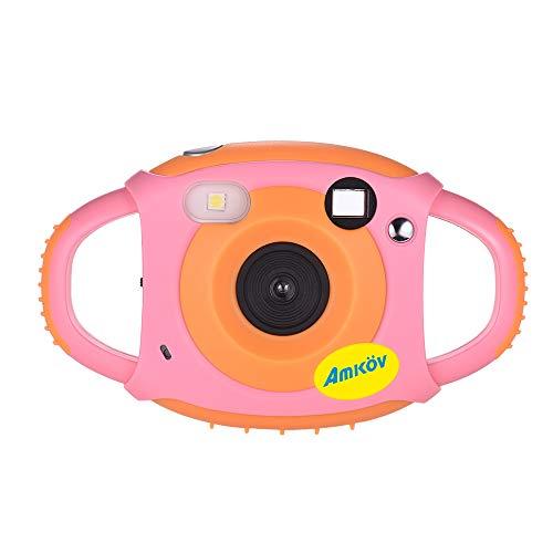 Docooler Amkov Nette Digital Kamera Video Kamera max. 5 Megapixel Eingebaute Lithium Batterie Neujahr Geschenk für Kinder Jungen Mädchen
