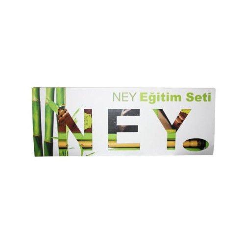 Türkische Kunststoff Ney: nein Flöte + DVD + Buch + CD (Englisch Deutsch Französisch)