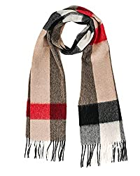 Plaid Scarf Fall Accessory, Best Fall Accessories