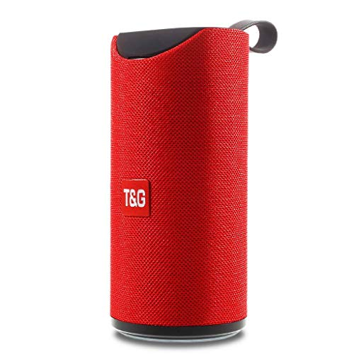Drumstone [*Picnic Special] Portable Bluetooth Speaker with TF Card, USB Drive for MP3, FM Radio, 3.5mm aux Input Compatible with All Smartphones (1 Year Warranty)