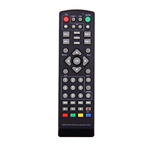 Sostituzione telecomando universale da 1Pc per telecomando TV DVB-T2