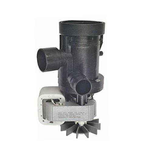Pompa di rifornimento Detersivo, di scarico Lavatrice AEG Quelle Privileg Rondo 8996454305401