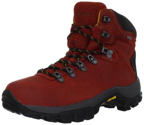 Wolverine Men's Fulcrum Hiking Boot,Red,7.5 XW US