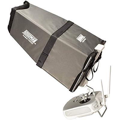 Hoodman Drone Aviator hood kit (includes HAV2 & HAV2E) by Hoodman