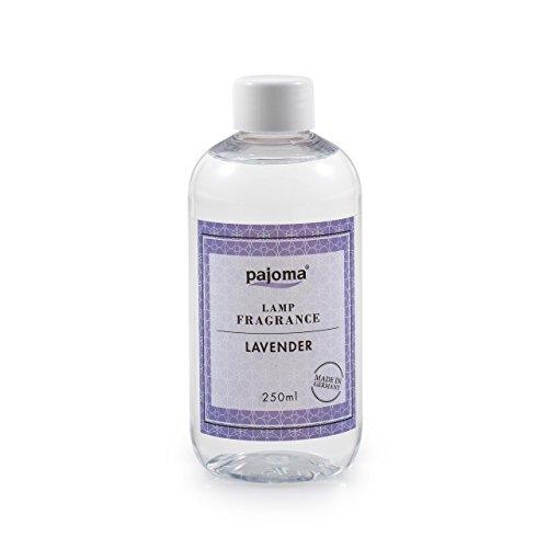 pajoma Nachfüllflasche für katalytische Duftlampe, Lavendel, 1er Pack (1 x 250 ml)