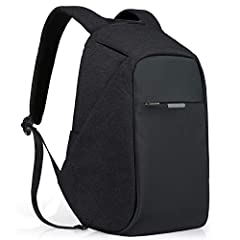 ANTI-THEFT BACKPACK -This Backpack apply anti-theft design techology. Zipper of main pocket is fully hidden in the back of this bag, no theft will easily open your backpack. This is super good for travel, work or school USB CHARGE PORT AND WATER REPE...