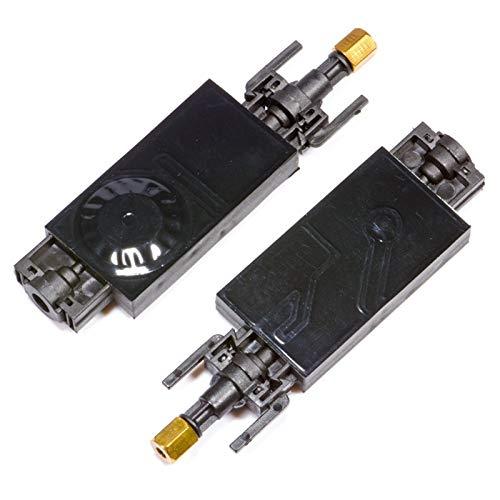 Impresora de piezas de 10 piezas DX5 UV amortiguador de tinta para Mimaki JV33 JV5 CJV150 ajuste para Epson XP600 TX800 Eco solvente Plotter impresora UV tinta dumper con conector