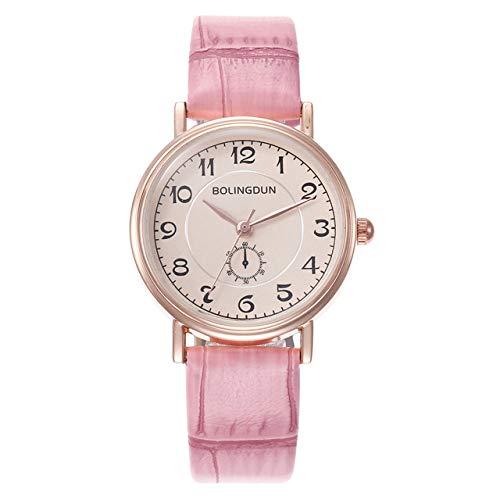 WDQTDY Khorasan Quartz Horloge Mode Student Horloge Vrouwelijke Modellen Wandklok Modern Ontwerp часы женские montre Homme relogio 50* als De foto laat zien