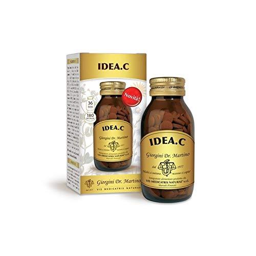 Dr. Giorgini Idea.C - difese immuniarie - Iodio, Vitamina D, E, A e C - 180 pastiglie