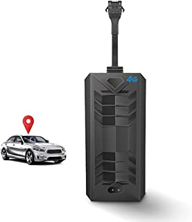 $57 » 4G LTE GPS Tracker for Vehicles Car GPS Tracker Real Time GPS Tracking Device for Motorcycle Car GPS Locator with Remotely...