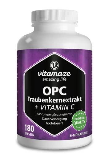 Vitamaze - amazing life OPC Kapseln Bild